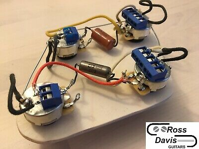 Astonishing 50S Wiring Harness Gibson Les Paul Solderless 1950S Guitar Wiring Cloud Hisonuggs Outletorg