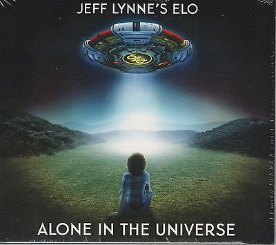 Jeff Lynn's Elo - Alone In The Universe     *New & Sealed Cd Album*