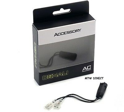 Denali BMW OEM Harness Adapter for Denali SoundBomb Horn BMW S1000XR 2015-2017