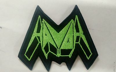 Havok Rock Band Sew or Iron on Patch NEW