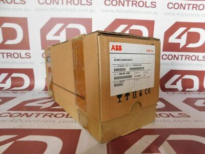 ABB ACSM1-04AM-03A0-4 Drive Motion Control 3A 3 Phase 48-63HZ 480V - New Surp...