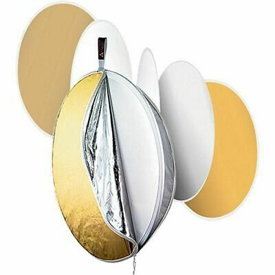 "Photoflex MultiDisc 5-in-1 Reflector (42"")"