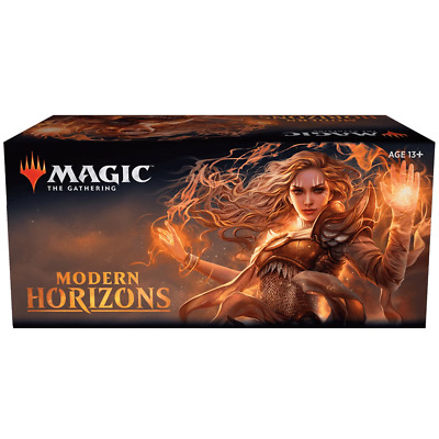 Magic MTG Modern Horizons Booster Box W/ 36 Booster Packs