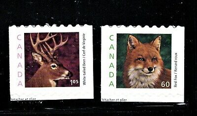 Hick Girl Stamp- Mnh. Canada Stamps  Sc#1879 & 1881   2000 Issues        N631
