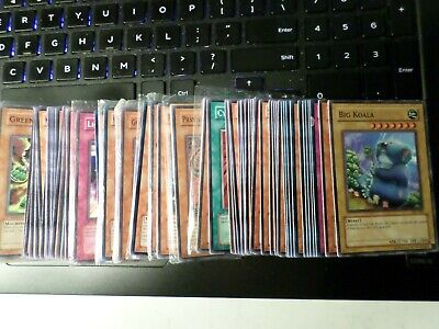 Yugioh Specialty Common Single & Set - Monster From Various Set & Deck #4 U Pick