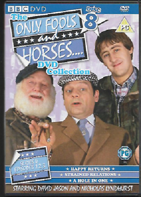 Only Fools and Horses Collection Disc 8 (DVD) David Jason, Nicholas Lyndhurst