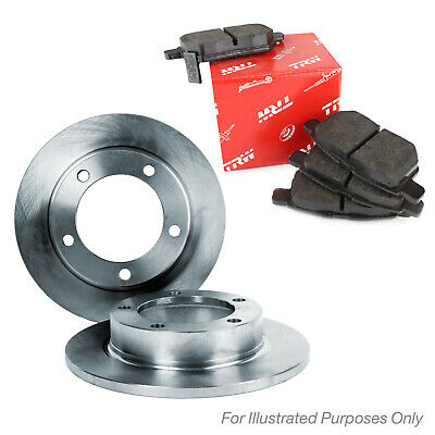 PD13KF095 EBC Front Brake Kit Yellowstuff Pads /& Grooved Discs