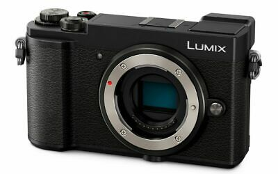 Panasonic Lumix DC-GX9 Mirrorless Camera Body Black TT