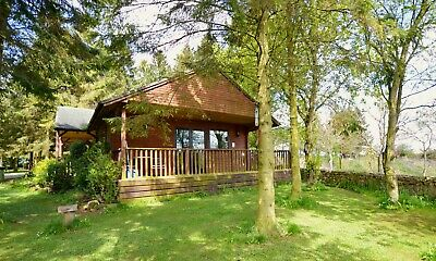 2 Night Winter Weekend Break in a  Log Cabin at Rocklands Lodges