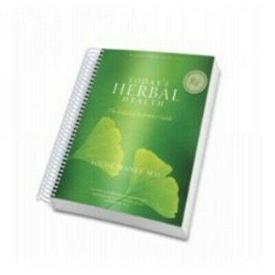 Today's Herbal Health, 6th Ed (spiral) 406pgs