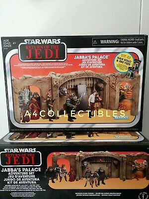 Star Wars Jabba's Palace Vintage Collection Han Solo Return of the Jedi IN HAND