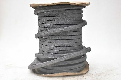 "Braided Graphite Packing 3/8"" 4.5LB"