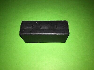 BSA A50 A65 A75 R3 Rocket 3 Lucas Rubber Condenser Pack Cover 19-1848 Black