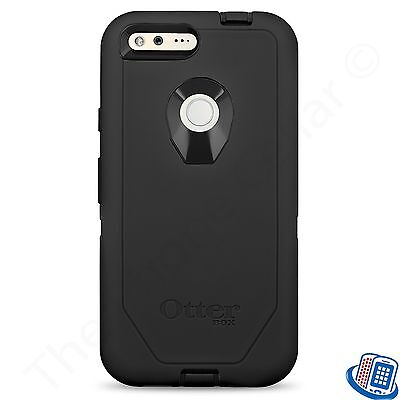 OEM Otterbox Defender Series Black Shell Case for Google Pixel 5""