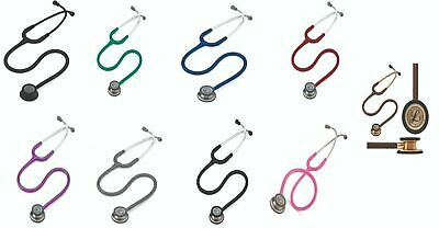 3M Littmann® Classic III Stethoscope! Brand New in Retail Box, 9 Color Available