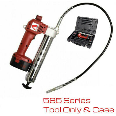 Alemite 585 Series 14.4 Grease Gun, Tool Only & Case (TOC) NEW w/Full Warranty