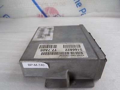 For 1999-2011 Saab 95 Computer Control Relay SMP 34433XC 2001 2000 2002 2003
