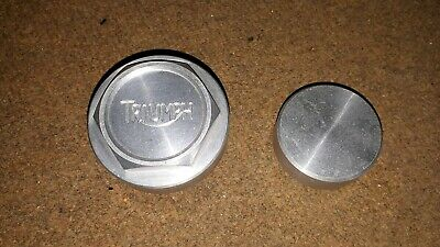 Triumph Spring ST rear spindle cover plug