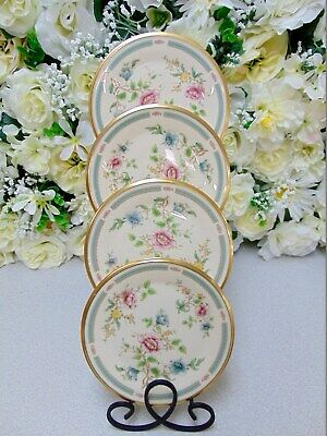 ❤ Lenox MORNING BLOSSOM Bread Plate 6 1/2 Inches