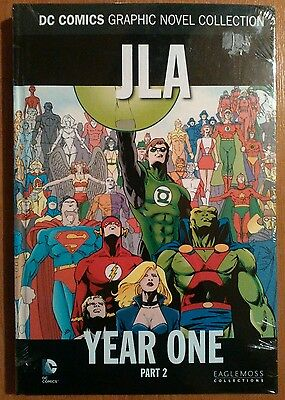 JLA Year One Part 2 Graphic Novel - Justice League - DC Collection Volume 8
