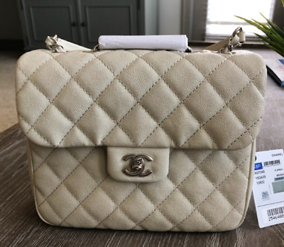 4bf562d42bfe NEW CHANEL FLAP BAG URBAN COMPANION Mdm Size ~ BEAUTIFUL MOTHERS DAY GIFT!
