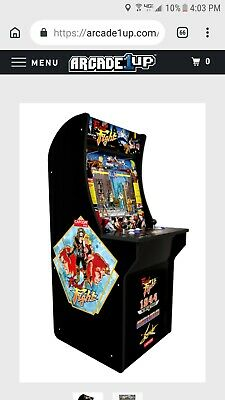 Arcade1up Final Fight New in Box. Ready to ship.