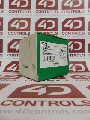 Schneider RH99P Earth Leakage Relay with Manual Reset - New Surplus Open