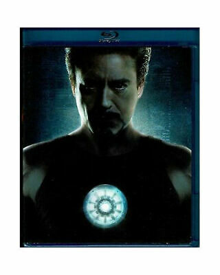 Iron Man (Blu ray Disc 2 Disc Set, Ultimate Edition) ironman 1 part one