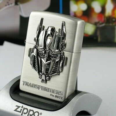 Zippo Lighter Transformers Optimus Prime 2 Limited Edition - US Shipping
