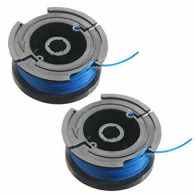 Black and Decker A6481 2 x Spool /& Line Reflex Strimmers Trimmer 10m for GL280