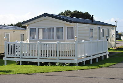 Caravan in Cornwall at Newquay Holiday Park Parkdean Resorts. From*£225*per week