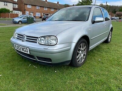 Volkswagen Golf GT TDI 1.9TDI PD (150bhp) 3 Door mk4 2002 98000 miles Rare car