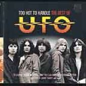 UFO - Too Hot To Handle (The Best Of UFO) 1994 - CD - Hits/Collection/Singles -