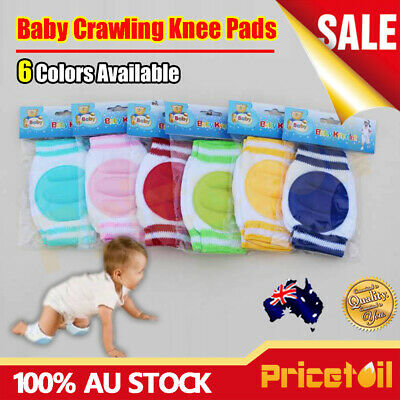 New Unisex Baby Infant Toddler Crawling Knee Pads Safety Cushion Protector Pad