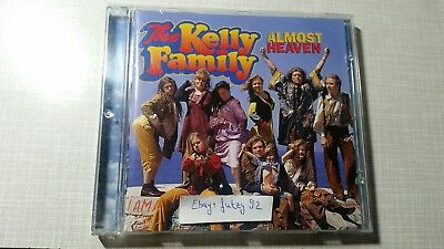 THE KELLY FAMILY Almost Heaven 14 Track Album CD