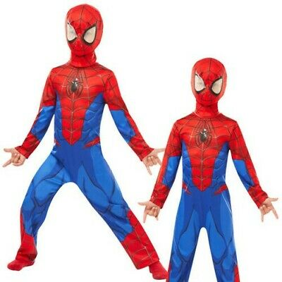 all sizes The Amazing Spider-Man 2 T-Shirt for Boys w//Mask New by Rubies