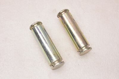 (2) Grooved Clevis Pins 1x3-1/2""