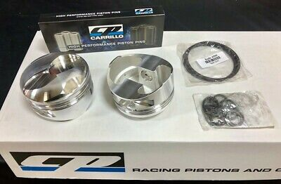 BBC BB Chevy 540 CP Forged PISTONS +43CC DOME 4.500 BORE