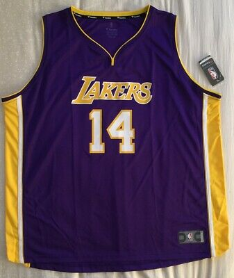 64df6349d6e  NEW  Fanatics Los Angeles Lakers Brandon Ingram  14 NBA Jersey - Men s Size