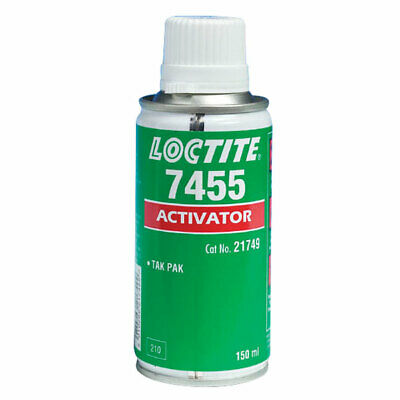 382 X 20g And 7455 X 25ml Adhesives, Sealants & Tapes Cheap Price Loctite 88314 Tak Pak Kit Glues, Epoxies & Cements