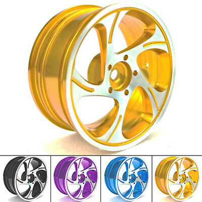 4pcs Aluminum Alloy Wheel Rims W/5 Spoke For RC 1:10 On Road Racing Car HSP94123
