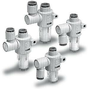 SMC ZFB100-04 Air Suction Filter Withoutne-Touch Fittings