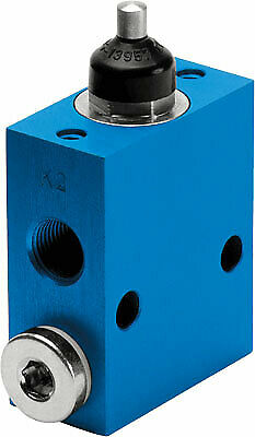 Festo 4938 V/O-3-1/8 Stem Actuated Valve