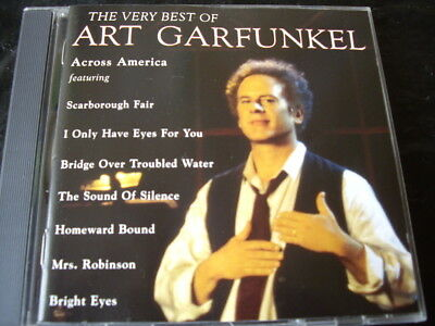 Art Garfunkel - The Very Best Of 96 Cd: Greatest Hits Singles Simon &