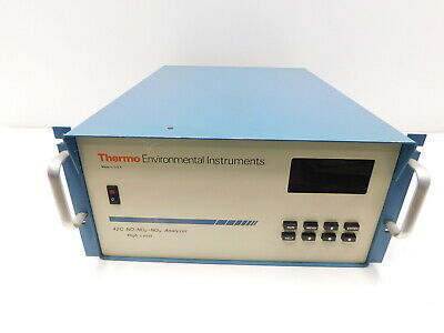 Thermo Environmental Instruments 42C NO-NO2-NOx High Level Analyzer  (C17-889)