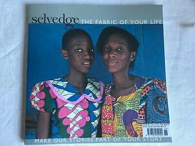 Selvedge Magazine Issue 88, Geometric Issue - New