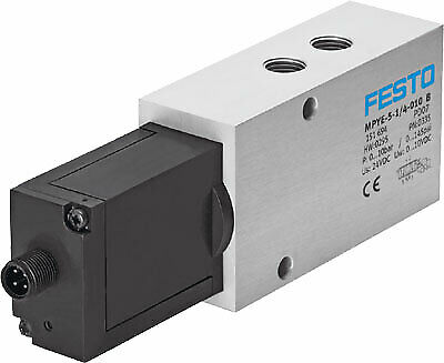 Festo 161981 MPYE-5-3/8-420-B Proportional Directional Control Valve