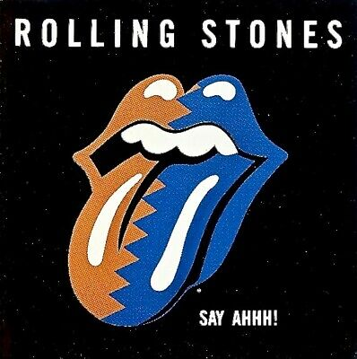 COLUMBIA / CBS PROMO CD CSK-1827: ROLLING STONES - Say Ahhh! - 1989 USA SEALED