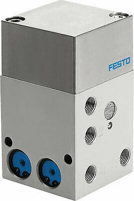 Festo 576656 ZSB-1/8-B Control Block For Two-Hand