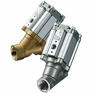 SMC VXB215EA Air Operated Angle Seat Valve